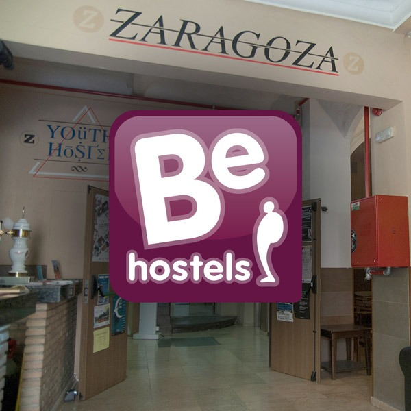 BE ZARAGOZA CITY HOSTEL