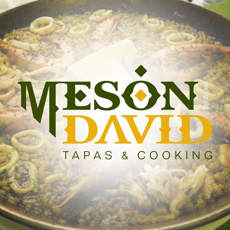 Meson David is the Be Hostels restaurant