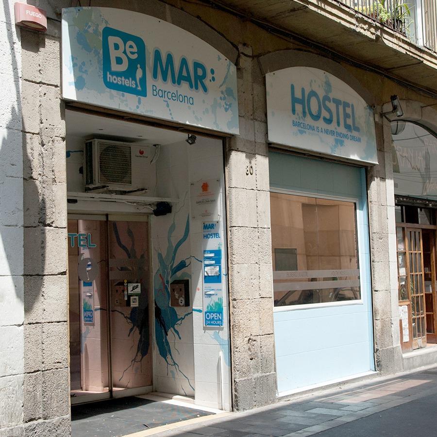Be Mar Hostel Barcelona Best Location