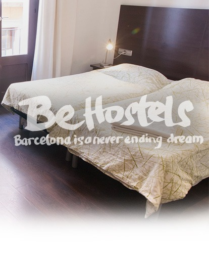 Be Hostels Barcelona
