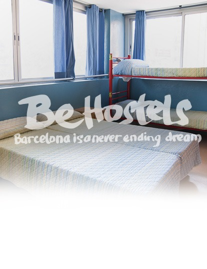 Be Dream Hostel Barcelona