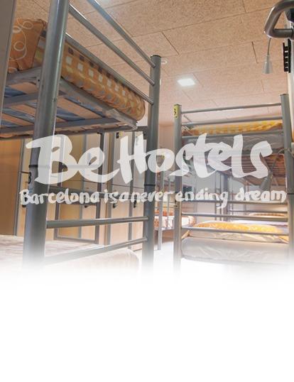 Be Hostels Barcelona