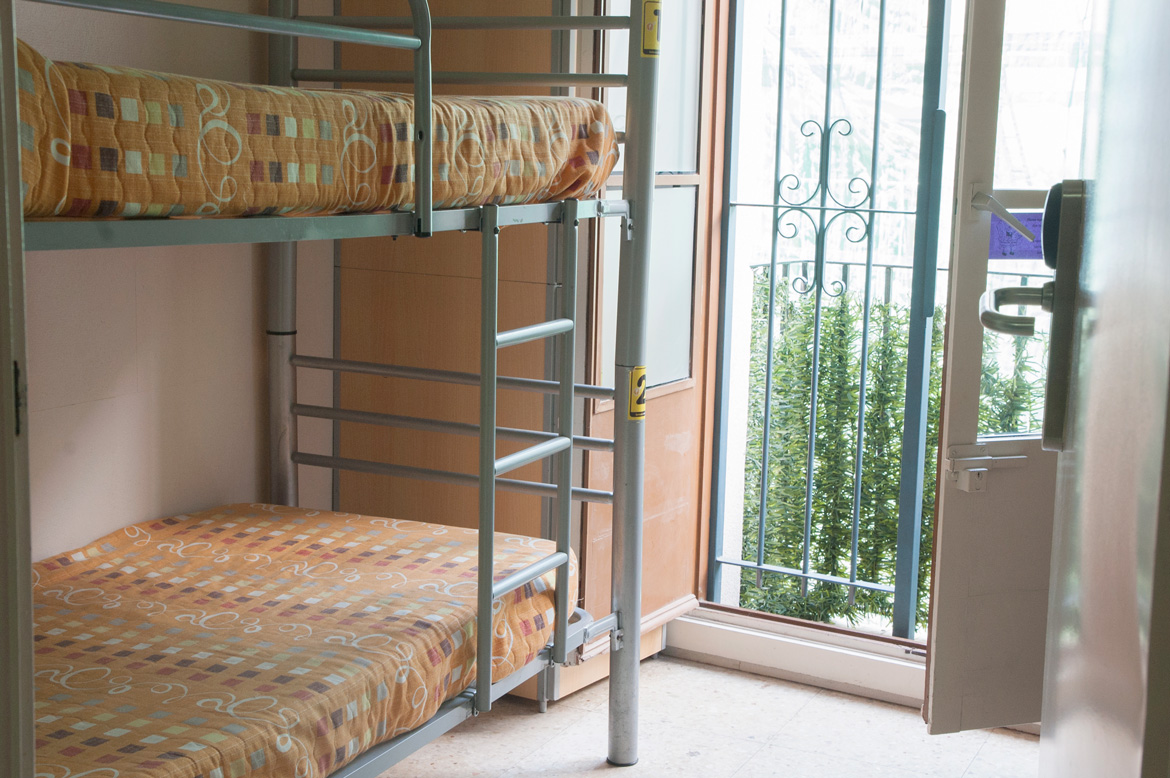 Centric chambres au be sound hostel barcelone - Chambre a barcelone ...
